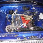 '71 Duster Slant Six Engine (2)