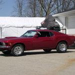 Brent's Mustang